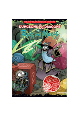Wizards of the Coast D&D 5.0: Dungeons & Dragons vs. Rick & Morty