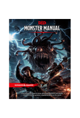 Wizards of the Coast D&D 5.0: Monster Manual