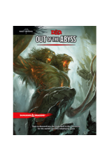 Wizards of the Coast D&D 5.0: Out of the Abyss