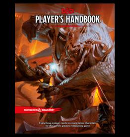 Wizards of the Coast D&D 5.0: Players Handbook