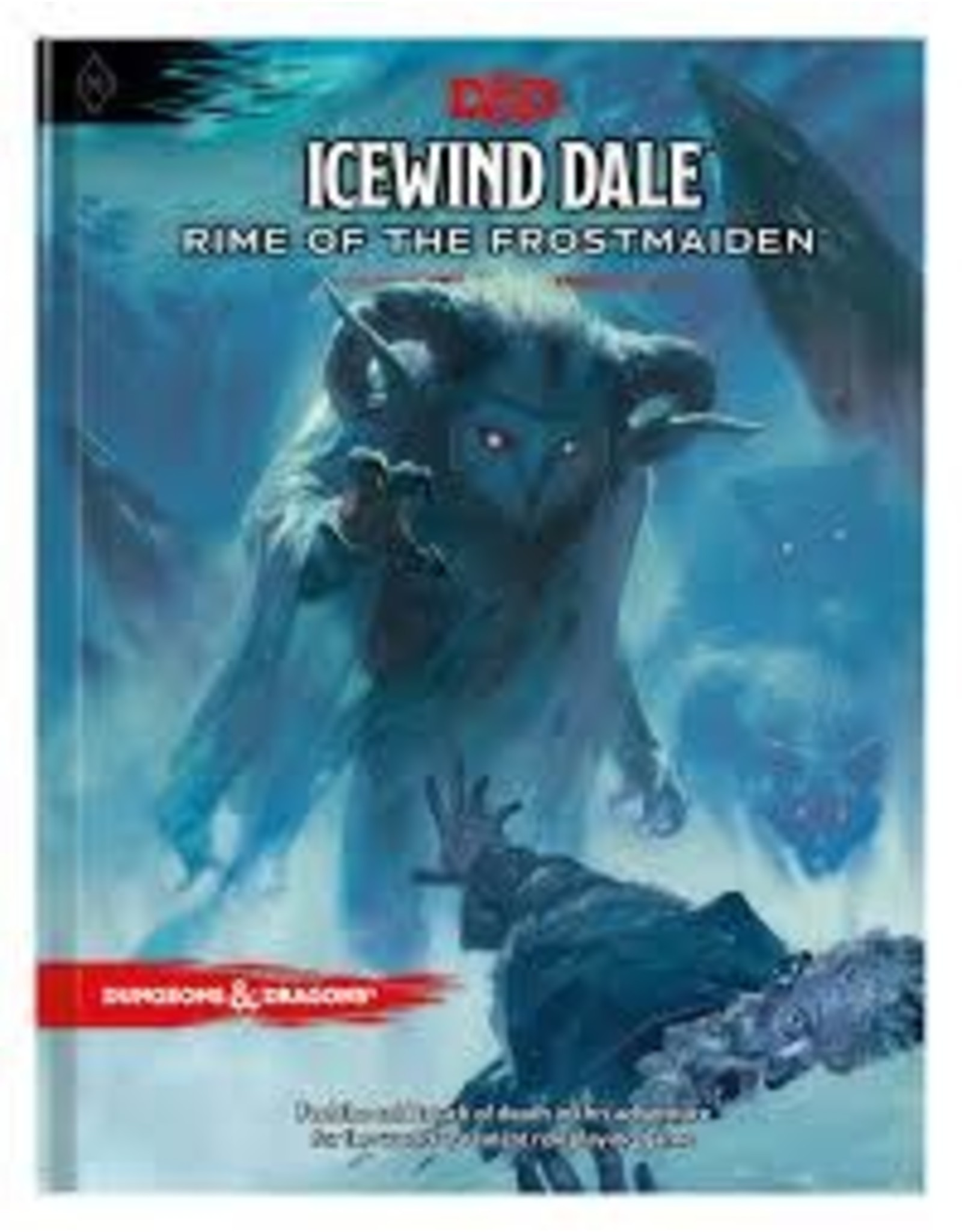 Wizards of the Coast D&D 5.0: Icewind Dale - Rime of the Frostmaiden