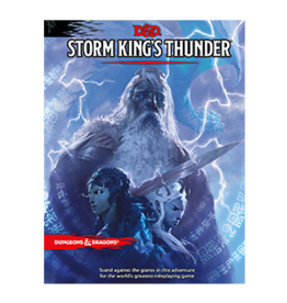 Wizards of the Coast D&D 5.0: Storm King's Thunder