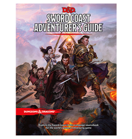 Wizards of the Coast D&D 5.0: Sword Coast Adventurer's Guide