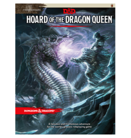 Wizards of the Coast D&D 5.0: Tyranny of Dragons Adventure Path