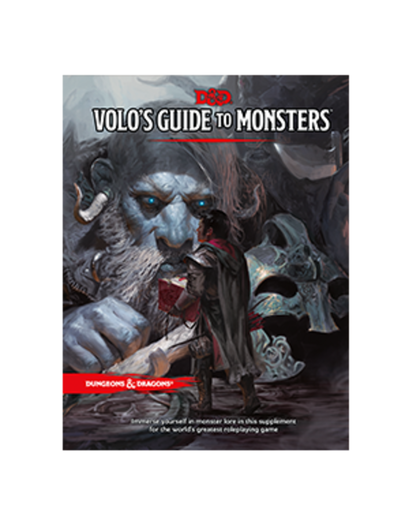 Wizards of the Coast D&D 5.0: Volo's Guide to Monsters