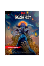 Wizards of the Coast D&D 5.0: Waterdeep Adventure Path