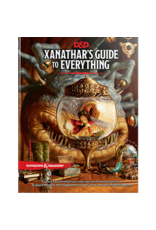 Wizards of the Coast D&D 5.0: Xanathar's Guide to Everything