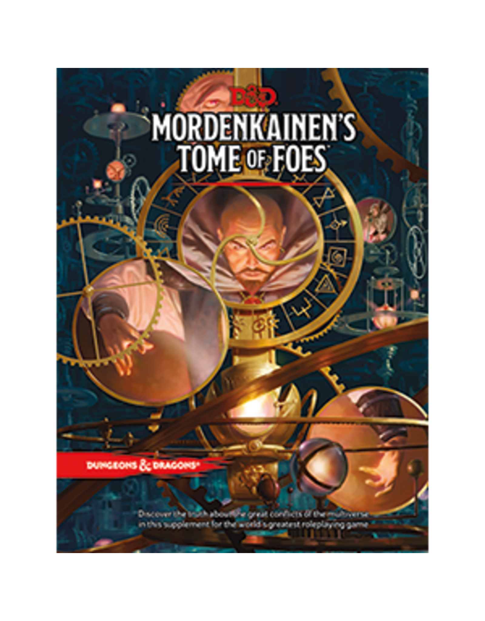 Wizards of the Coast D&D 5.0: Mordenkainen's Tome of Foes