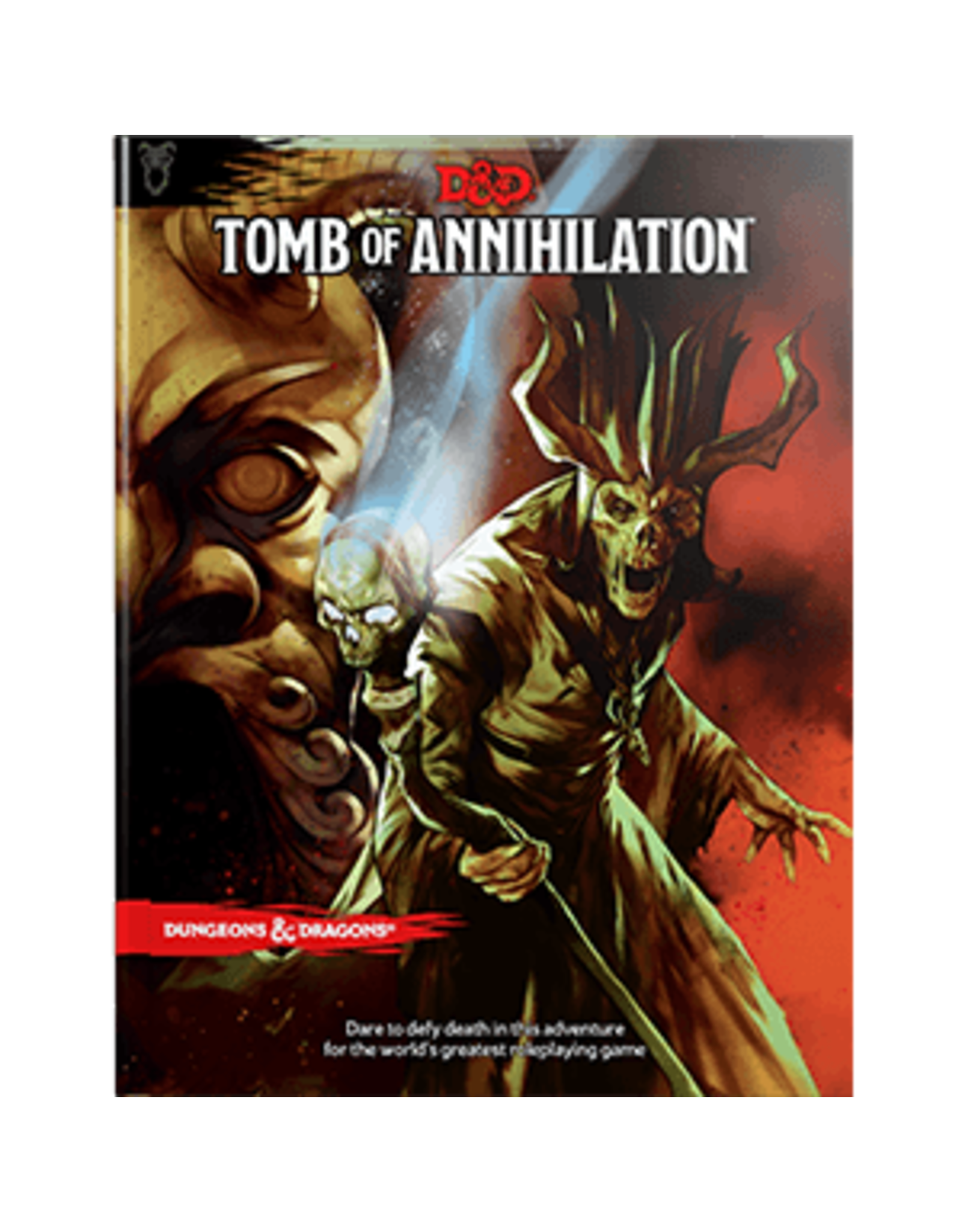 Wizards of the Coast D&D 5.0: Tomb of Annihilation