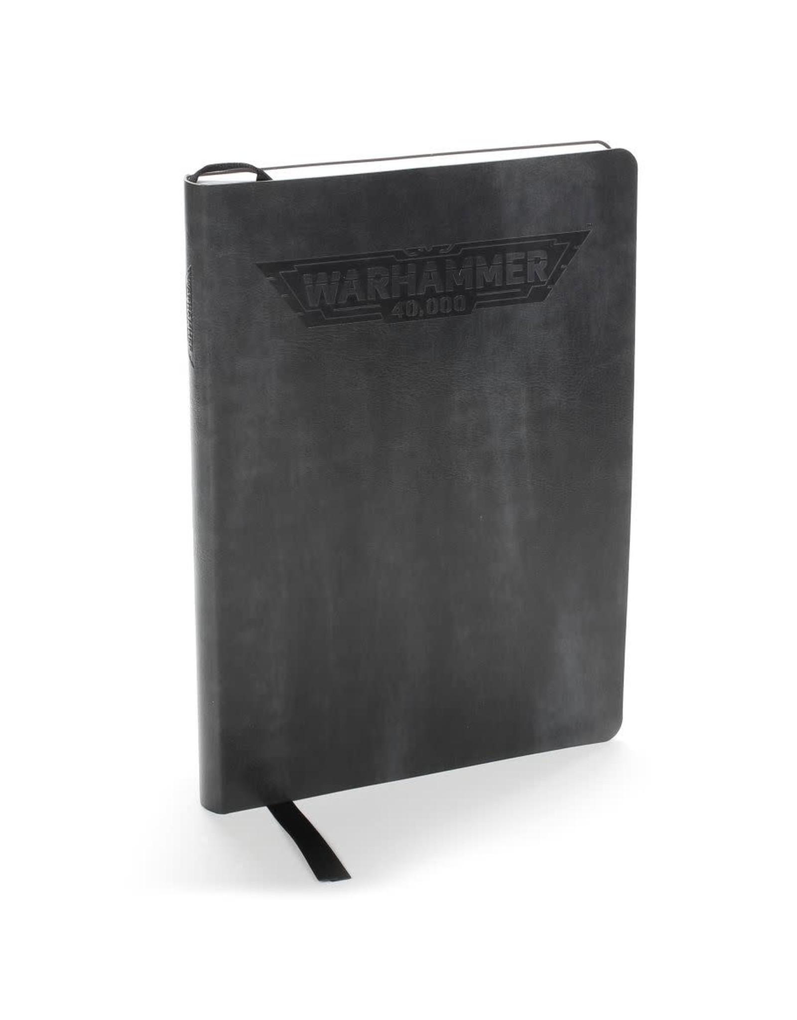 Citadel Warhammer 40,000 Battle Journal
