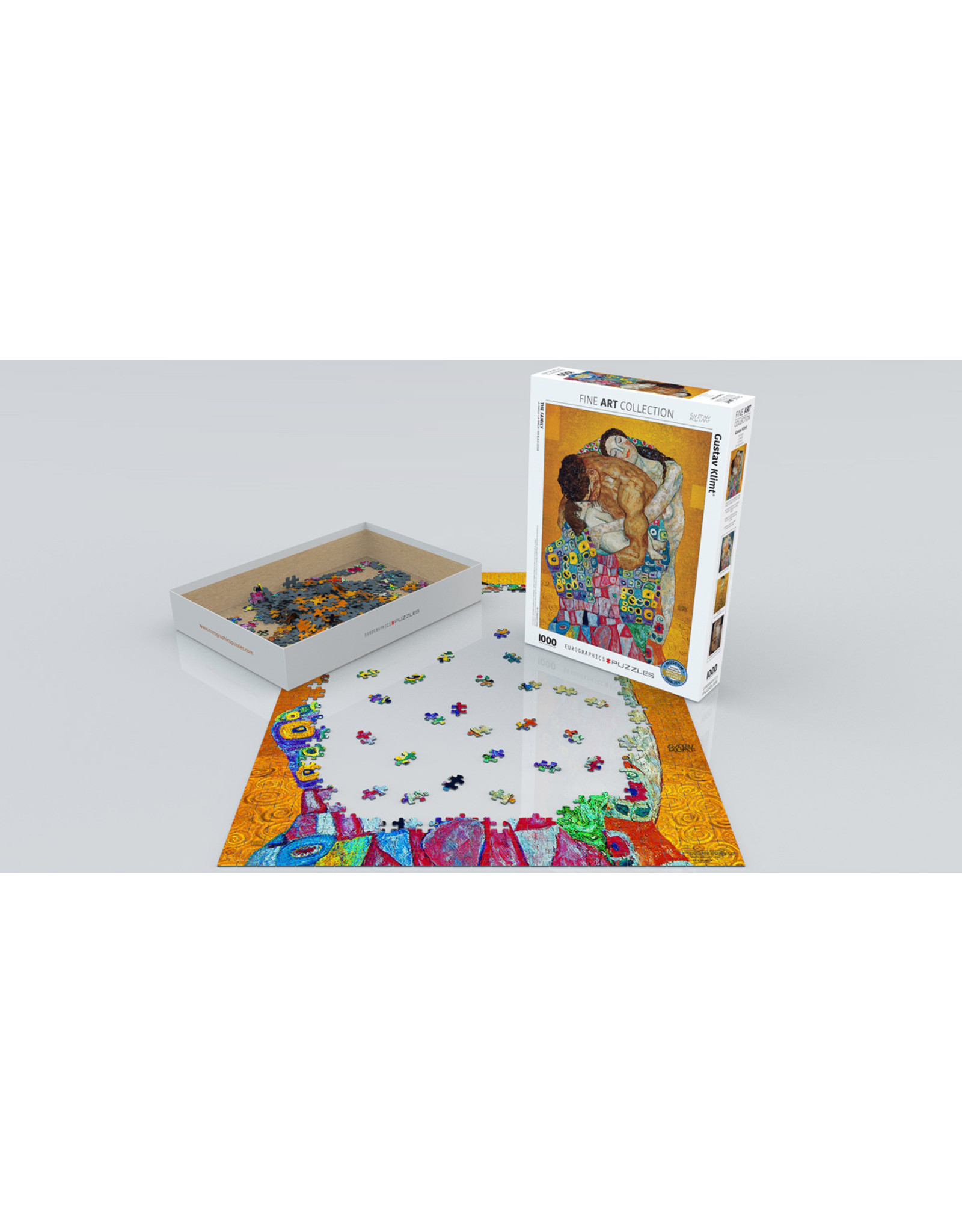 """Eurographics """"The Family"""" 1000 Piece Puzzle"""