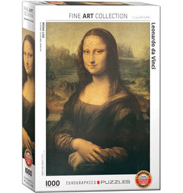 "Eurographics ""Mona Lisa"" 1000 Piece Puzzle"