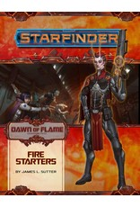 Paizo Starfinder: Dawn of Flame Adventure Path
