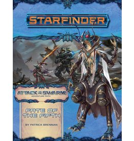 Paizo Starfinder: Attack of the Swarm! Adventure Path