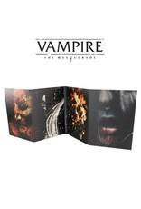 Modiphius Vampire the Masquerade 5E: Storyteller Screen