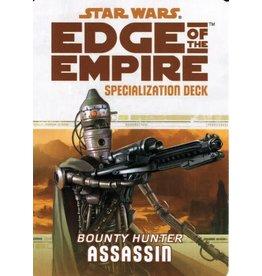 Fantasy Flight Games Star Wars EotE: Specialization Decks