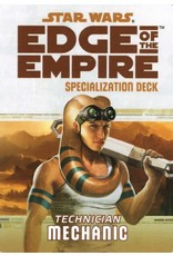 Fantasy Flight Games Star Wars EotE: Specialization Decks