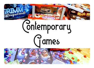 Contemporary Games