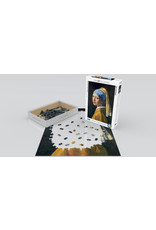 """Eurographics """"Girl with the Pearl Earring"""" 1000 Piece Puzzle"""