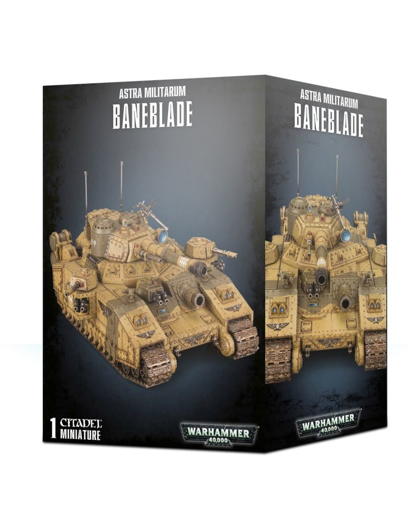 Games Workshop Astra Militarum: Baneblade