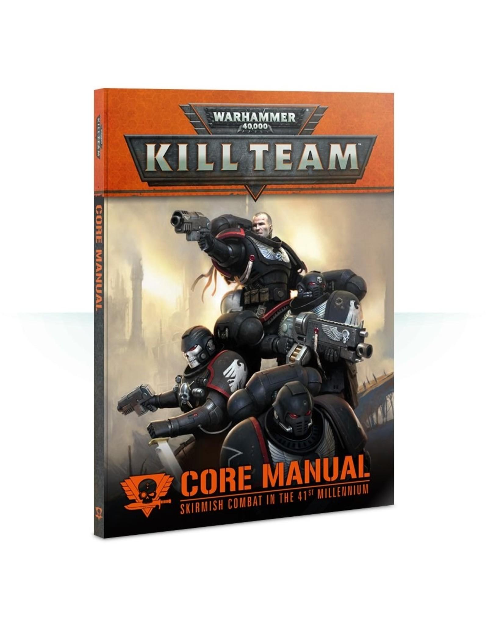 Games Workshop Kill Team: Core Manual