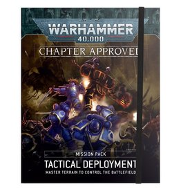 Games Workshop Warhammer 40,000: Chapter Approved Tactical Deployment