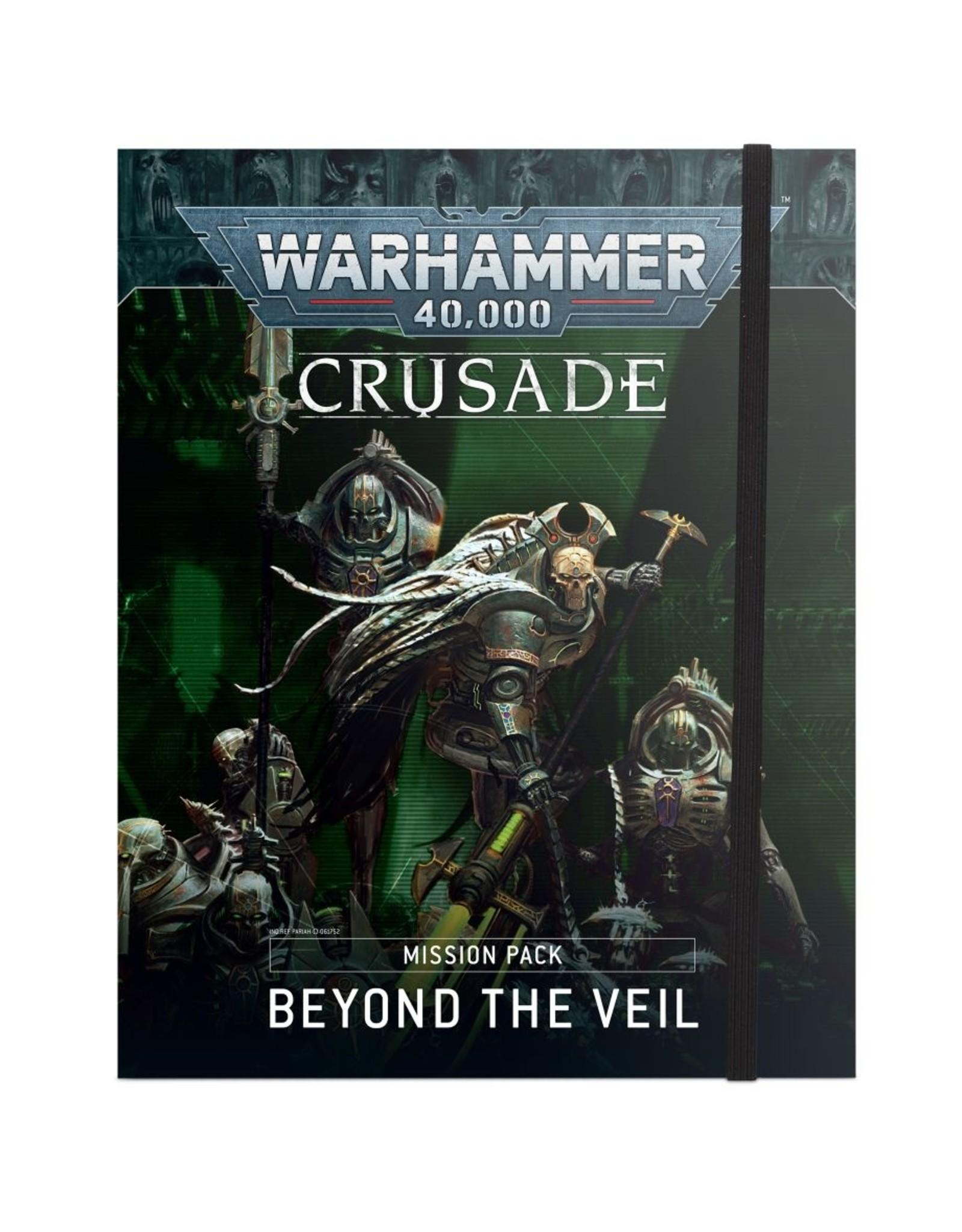 Games Workshop Warhammer 40,000 Crusade - Beyond the Veil