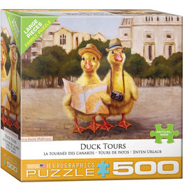 "Eurographics ""Duck Tours""  500 Piece Puzzle"