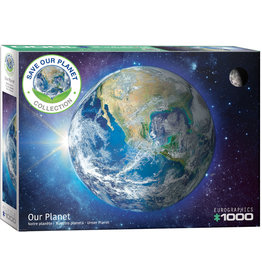 "Eurographics ""Our Planet"" 1000 Piece Puzzle"