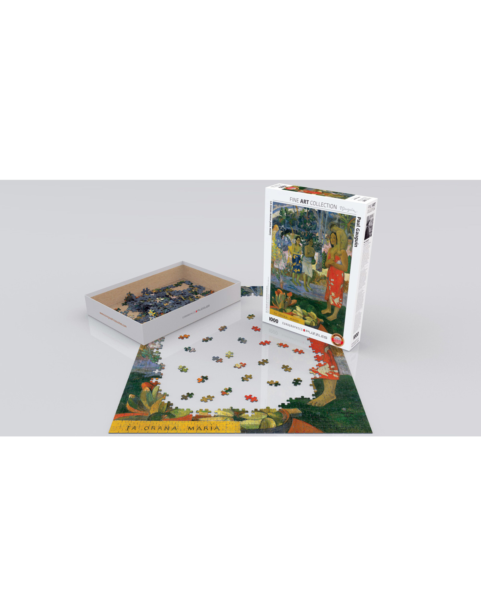 "Eurographics ""La Orana Maria"" 1000 Piece Puzzle"