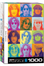"Eurographics ""John Lennon Color Portraits"" 1000 Piece Puzzle"
