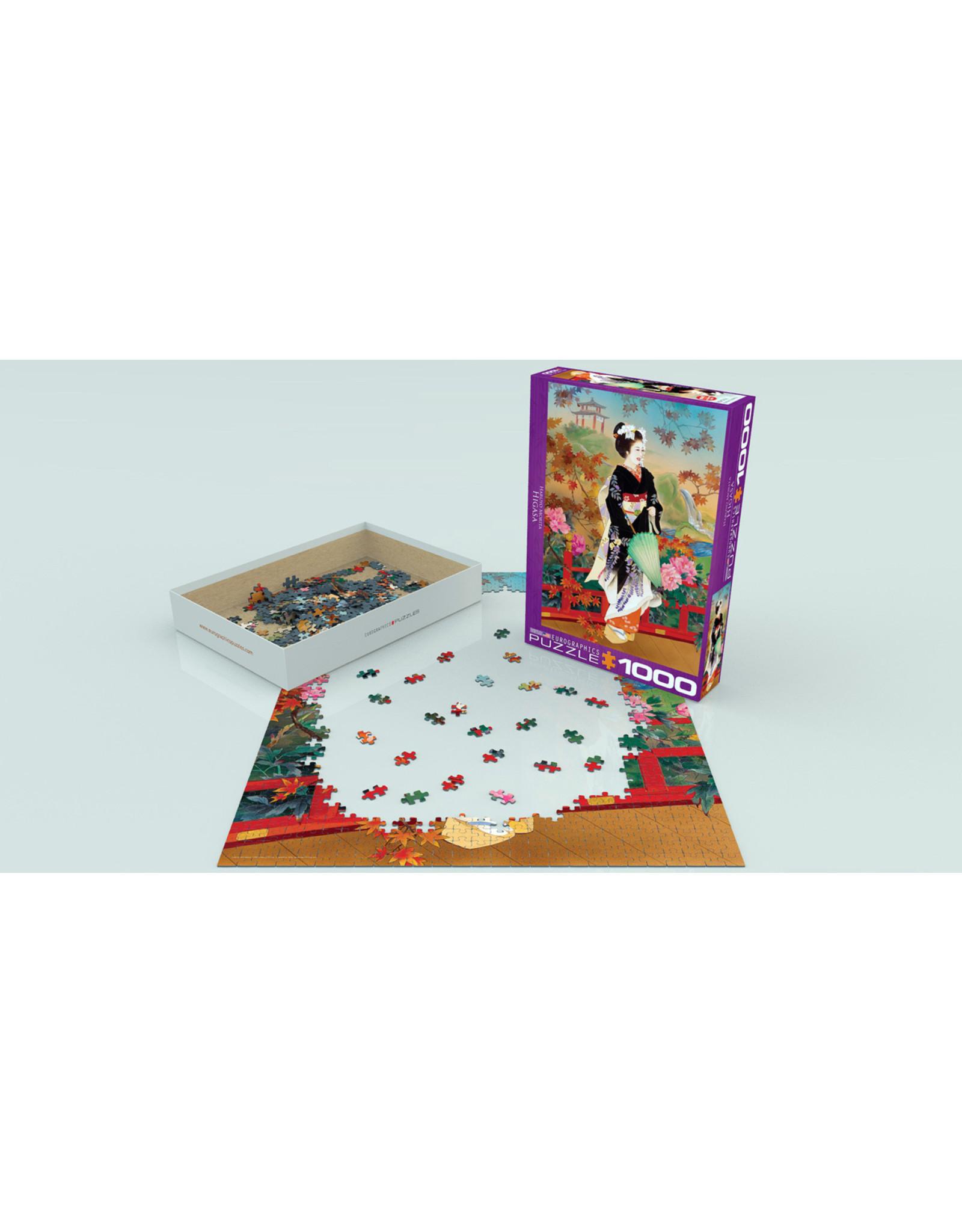 "Eurographics ""Higasa"" 1000 Piece Puzzle"