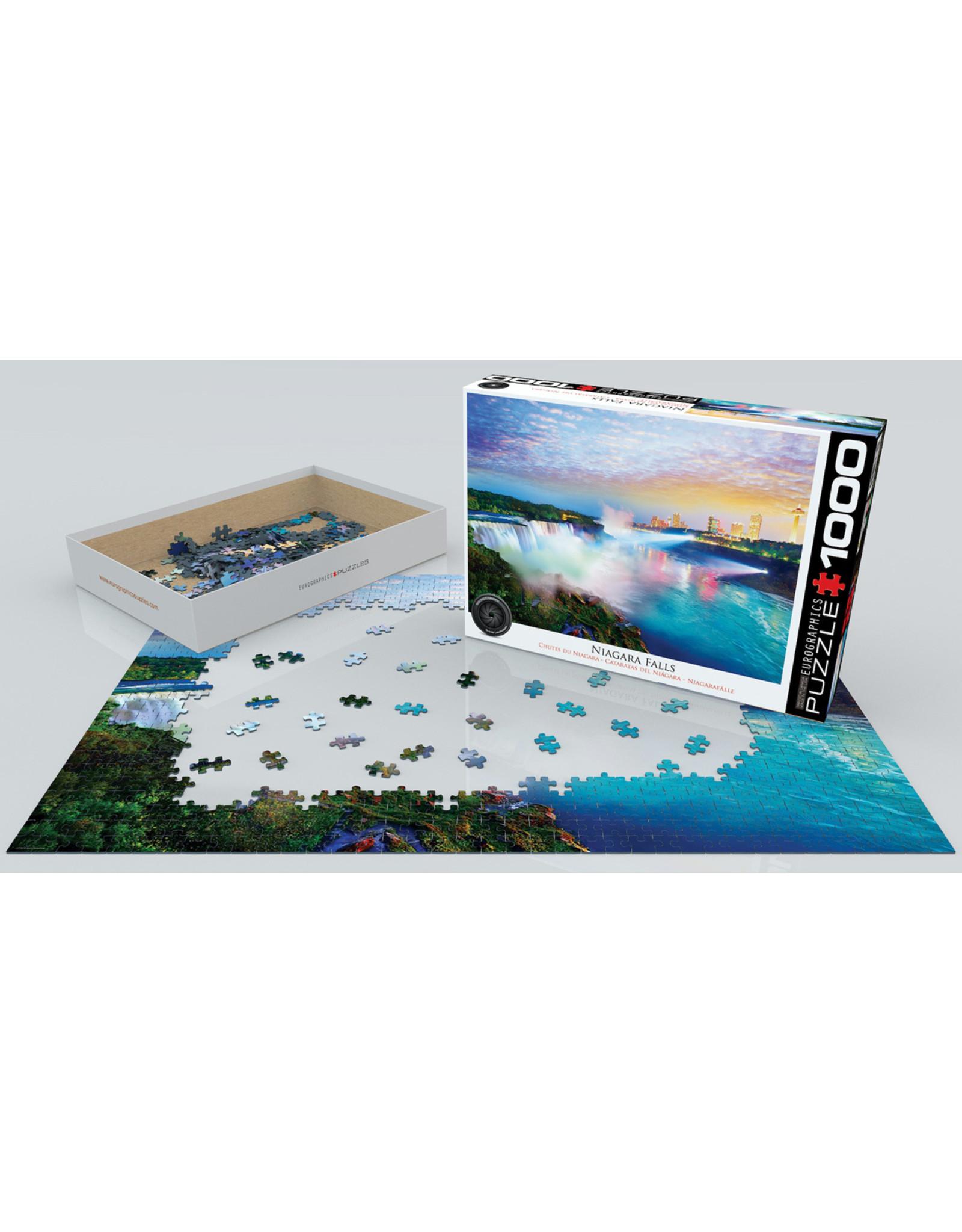 "Eurographics ""Niagara Falls"" 1000 Piece Puzzle"