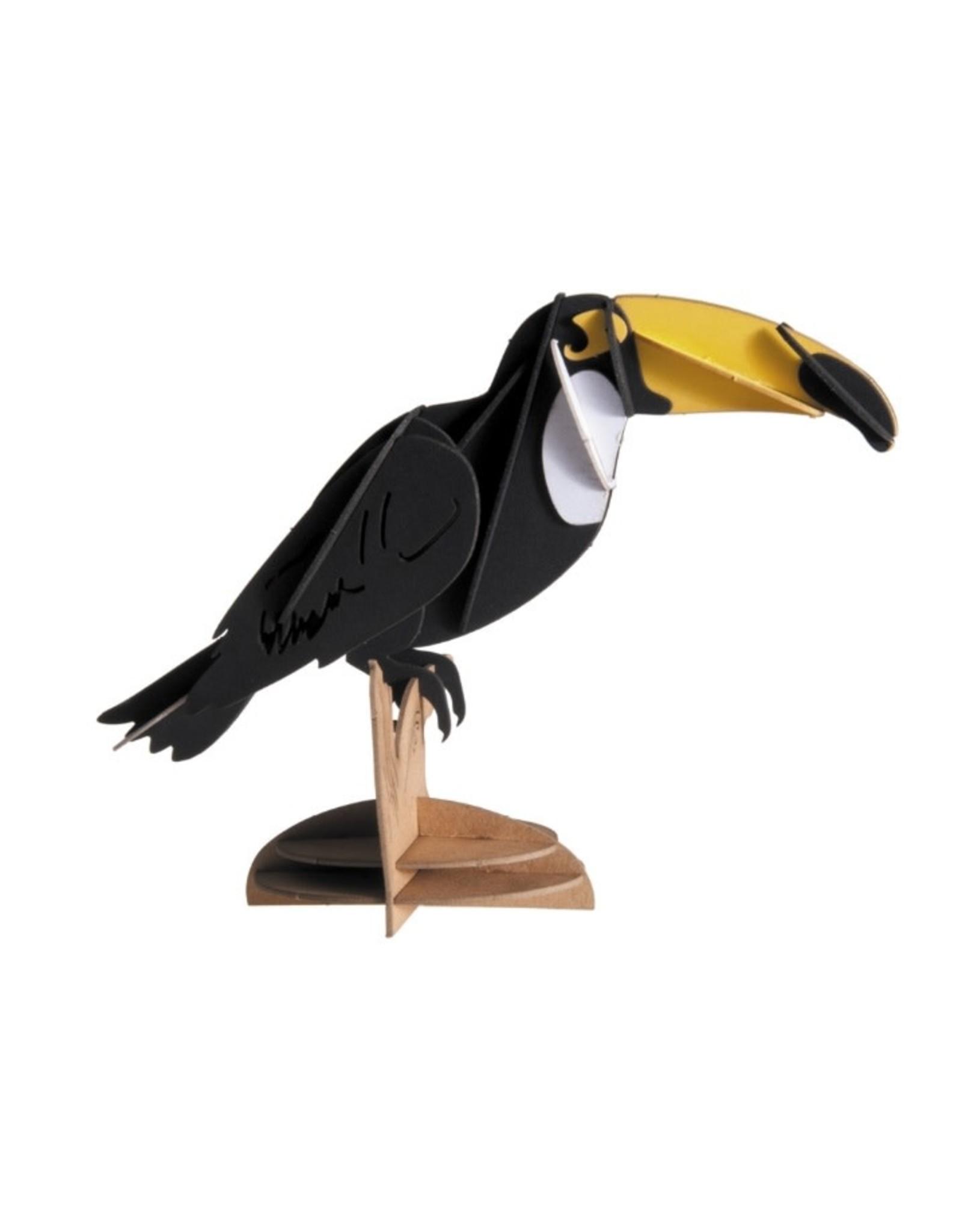 Fridolin Paper Animal Models: Avians