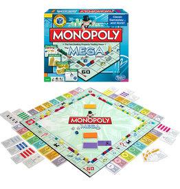 Hasbro Monopoly: Mega Edition