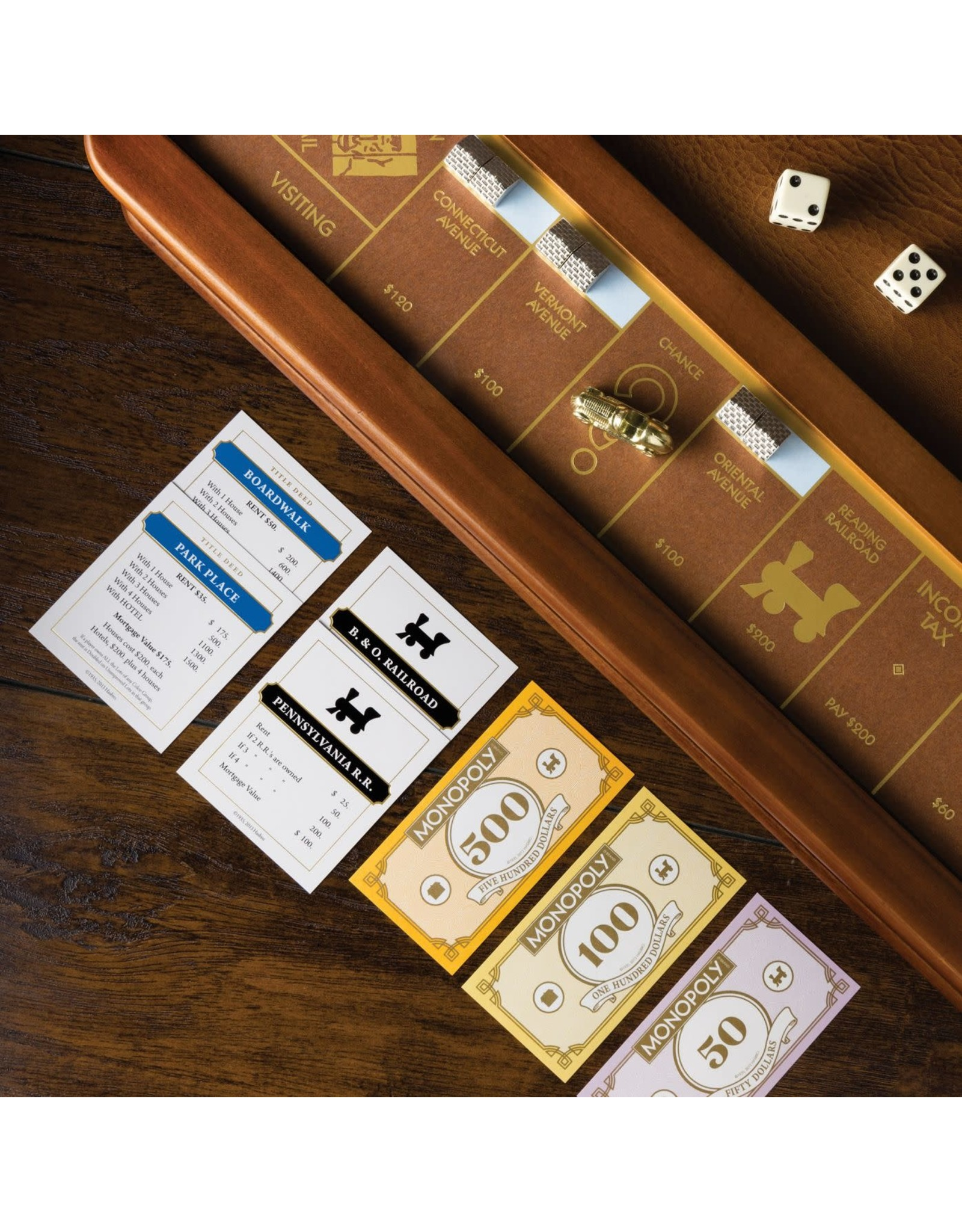 Winning Solutions Monopoly: Deluxe Editions
