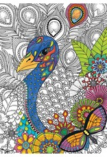 "Educa ""Jungle Safari"" 300 Piece Coloring Puzzle"