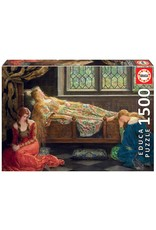 "Educa ""The Sleeping Beauty"" 1500 Piece Puzzle"