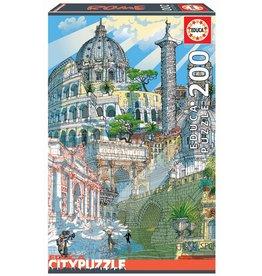 """Educa """"Rome"""" 200 Piece Puzzles"""