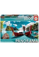 "Educa ""Phuket, Thailand"" 3000 Piece Panoramic Puzzle"