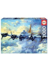 """Educa """"B17G Flying Fortress"""" 1000 Piece Puzzle"""