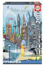 "Educa ""London"" 200 Piece Puzzle"