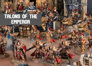 Talons of the Emperor