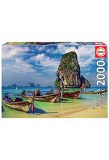 """Educa """"Krabi, Thailand"""" 2000 Piece Puzzle"""