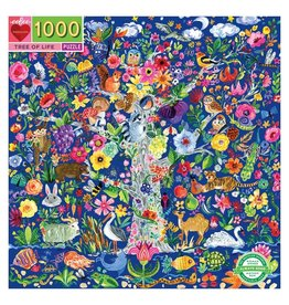 "eeBoo ""Tree of Life"" 1000 Piece Puzzle"
