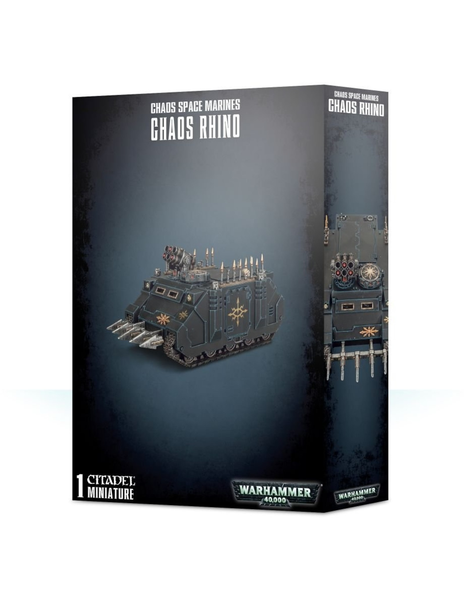 Games Workshop Chaos Space Marine: Rhino