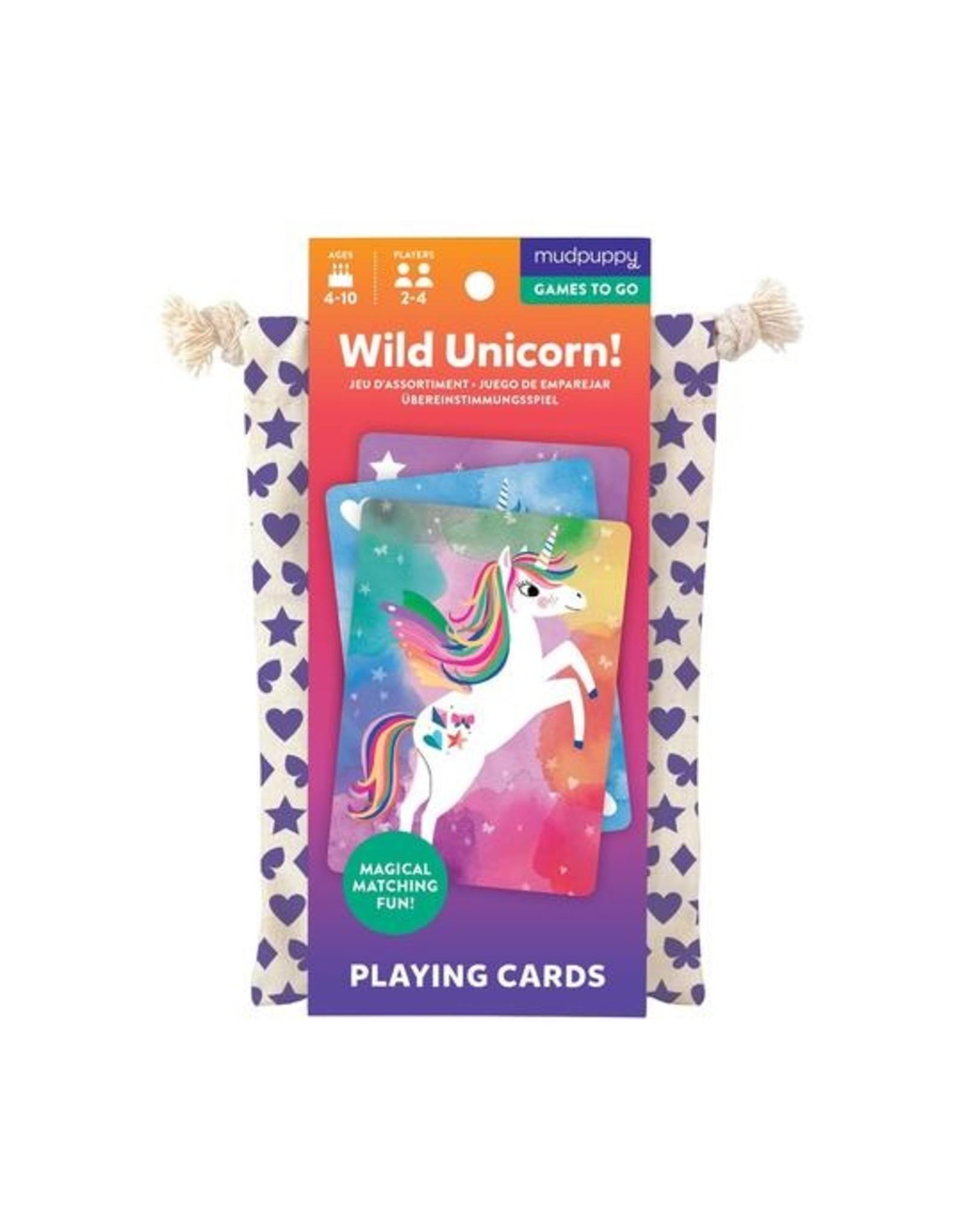 Mudpuppy Kids Card Games To Go