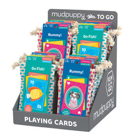 Mudpuppy Kids Card Games To Go