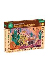"""Mudpuppy """"Southwest Desert"""" 64 Piece Search & Find Puzzle"""