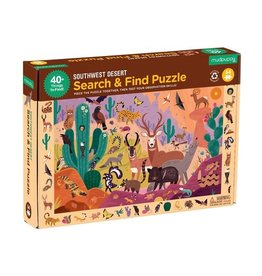 "Mudpuppy ""Southwest Desert"" 64 Piece Search & Find Puzzle"